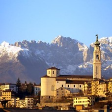 Belluno: the Shining City