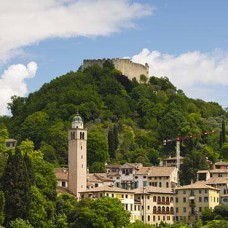 Asolo, landscape of artists